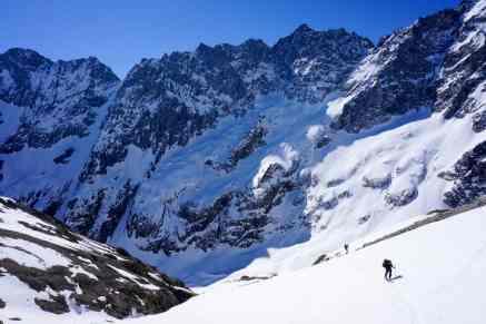 Glacier Superieur des Agneaux