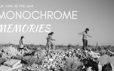 Monochrome Memories: USA