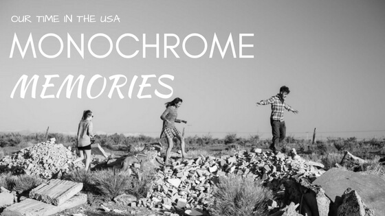 Monochrome Memories: USA