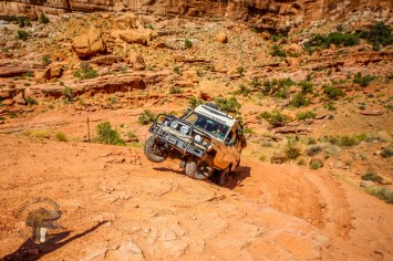 Some of these #Moab #Trails are pretty tough!