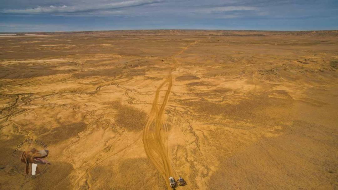 4x4 Overland Travel in La Guajira Desert, Colombia