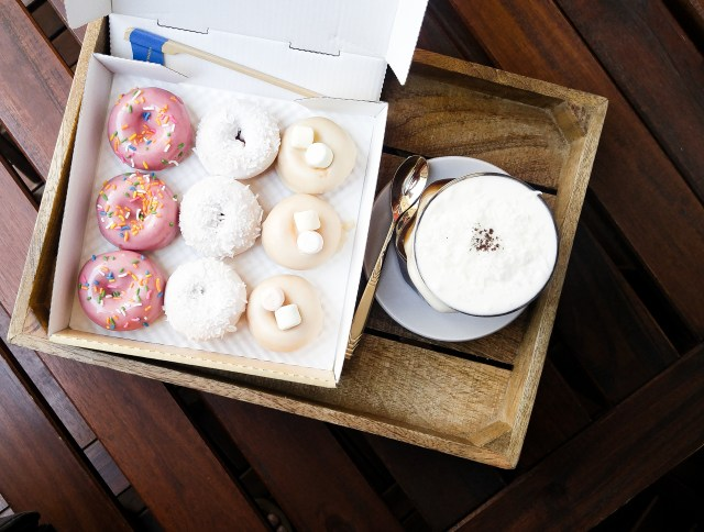 Ferry Roasters Gourmet Coffee and Donuts in Seoul