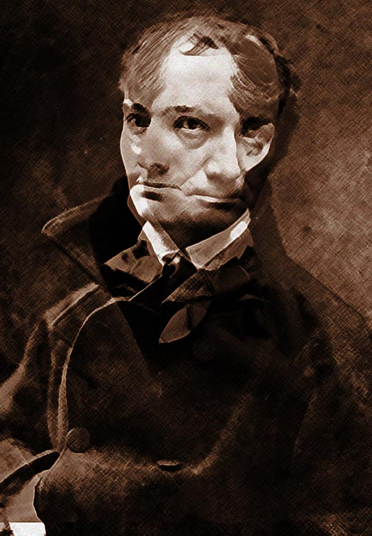 charles baudelaire, by thomas christensen