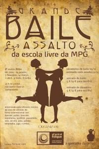 Baile assalto ELMPG2014