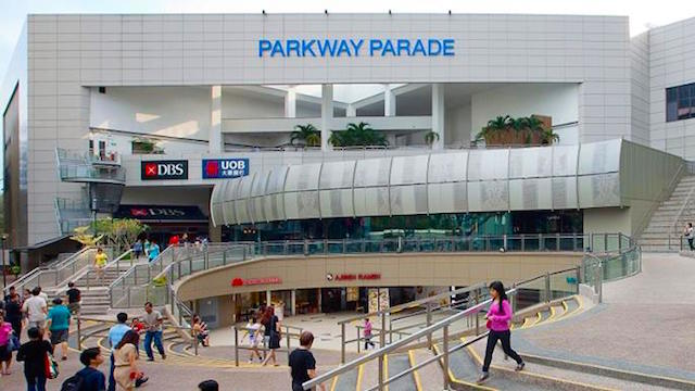 Parkway Parade-FavePay-Cashless-Mobile Payment-QR Code Payment-Partnership-deals-Great Singapore Sale