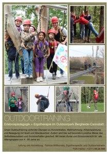 Outdoorkurse für Kinder