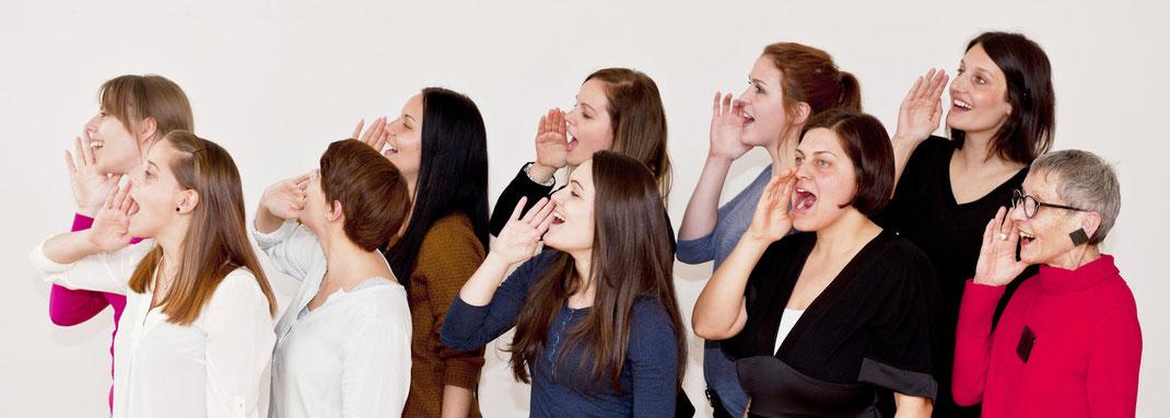 Stimmbildung Frauen