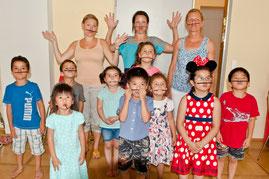 Sprachförderung für Kinder