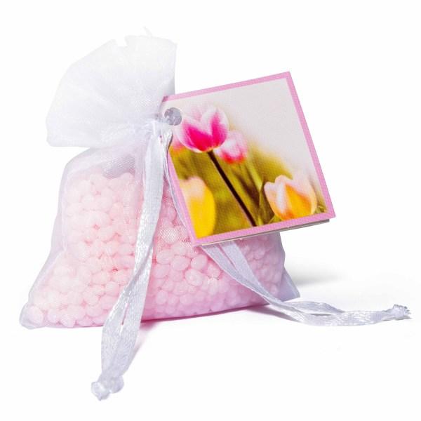 Mini Resinas Ambients White tulip 0159008