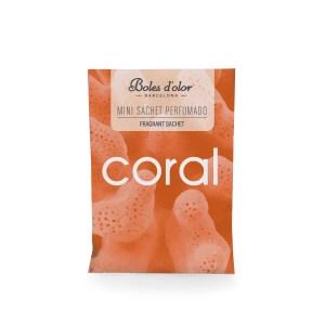 Minisachet Coral