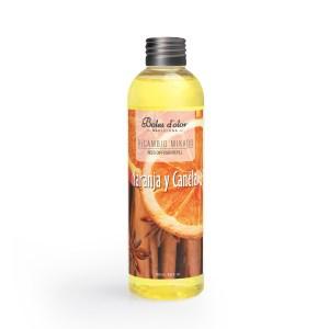 Recambio Mikado Ambients Naranja y Canela Rattan 0139311 1