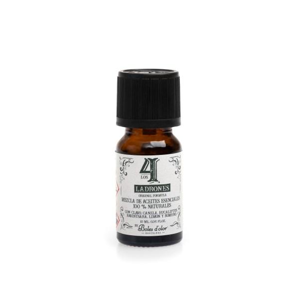 Aceite Esencial 10ml. Los 4 Ladrones 0600010