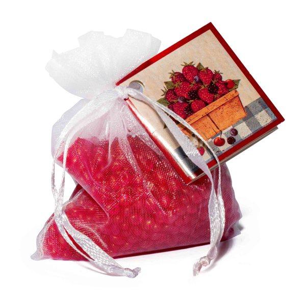 MiniResinas Frutos Rojos Boles d'olor