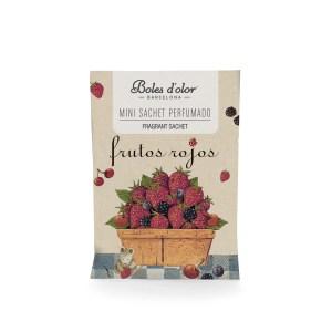 Minisachet Frutos Rojos Boles d'olor