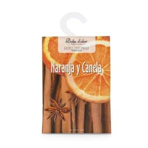 Sachet Perfumado Naranja y Canela Ambients 0136011
