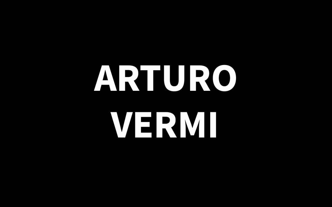 ARTURO VERMI1928 – 1988