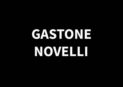 GASTONE NOVELLI1925 – 1968