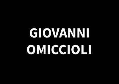 GIOVANNI OMICCIOLI1901 – 1975