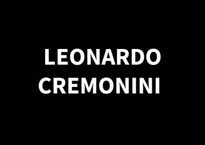 LEONARDO CREMONINI1925 – 2010