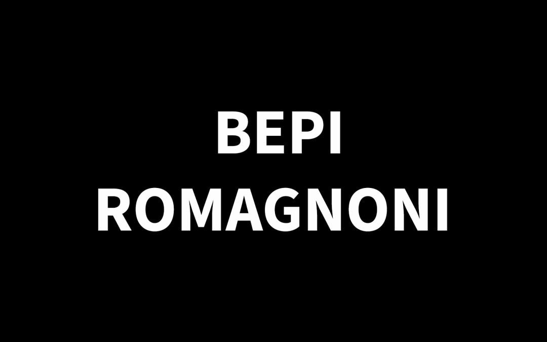 BEPI ROMAGNONI1930 – 1964