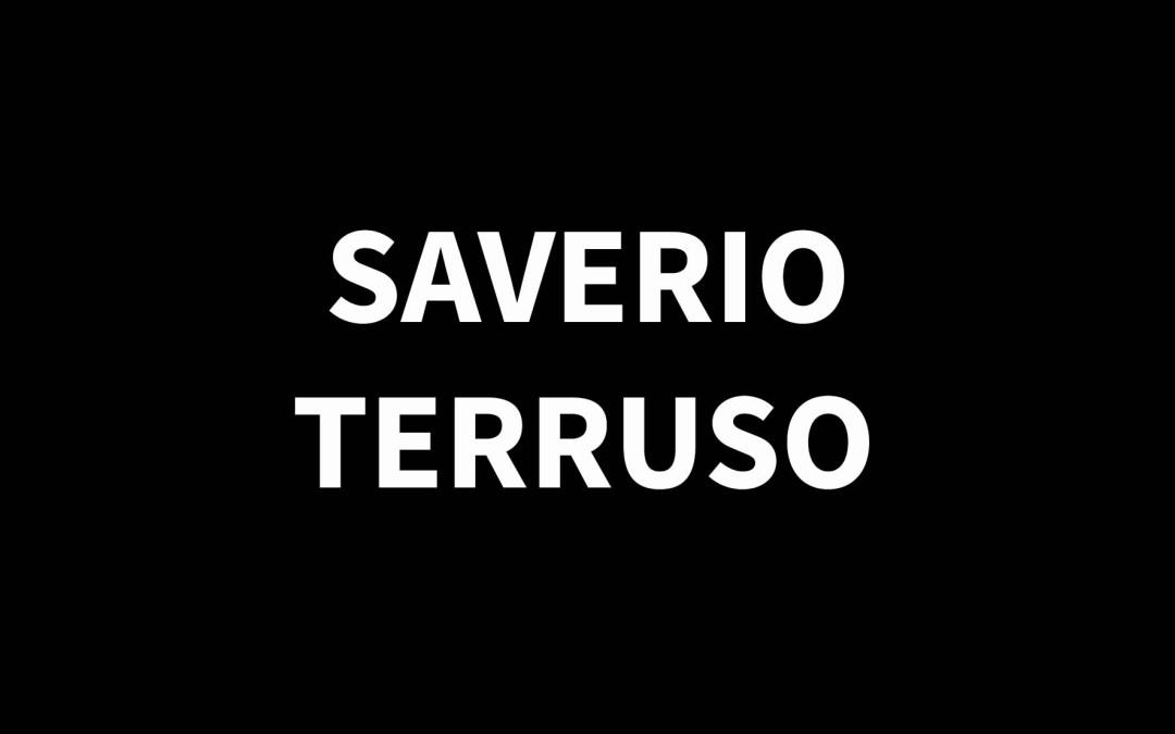 SAVERIO TERRUSO 1939 – 2003