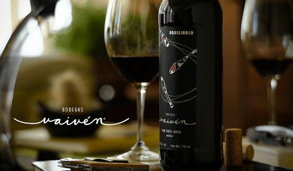 Cena maridaje con los vinos de Vaivén