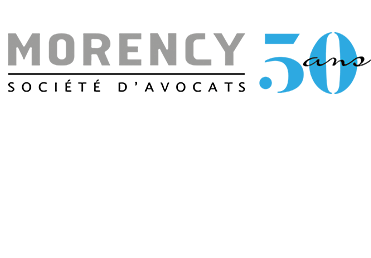Logo - Morency societe d'avocats