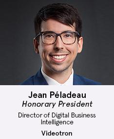 Jean Péladeau - Honorary President
