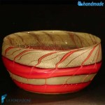 Bowl Lava Svuotatasche in vetro di Murano – BOWL0002