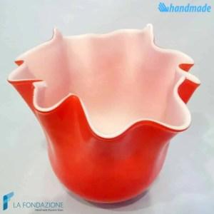 Vaso Estroso in vetro di Murano - GOTI0042