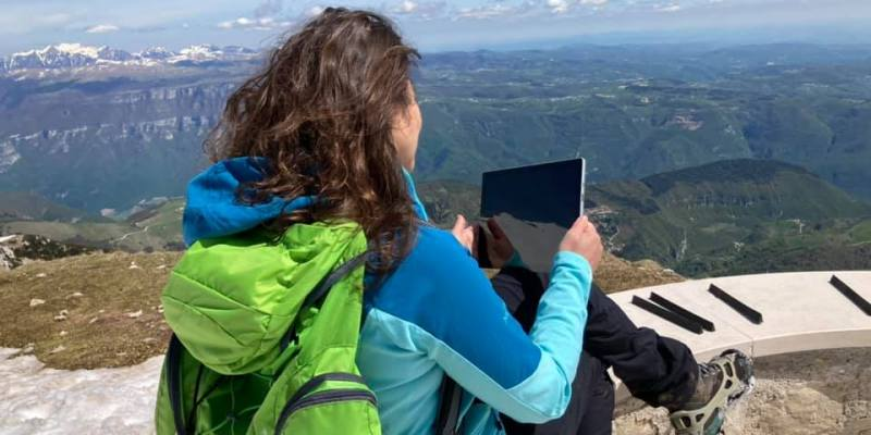 #Focus – Comunità. Smartrekking: lavoro e arrampicate per destagionalizzare la montagna