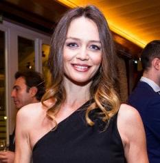 Francesca Cavallin, attrice e conduttrice televisiva