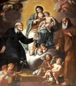 La chiesa di san Sebastiano in Francavilla Fontana