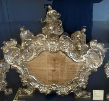 Musei di Terra d'Otranto. Il museo diocesano di Gallipoli
