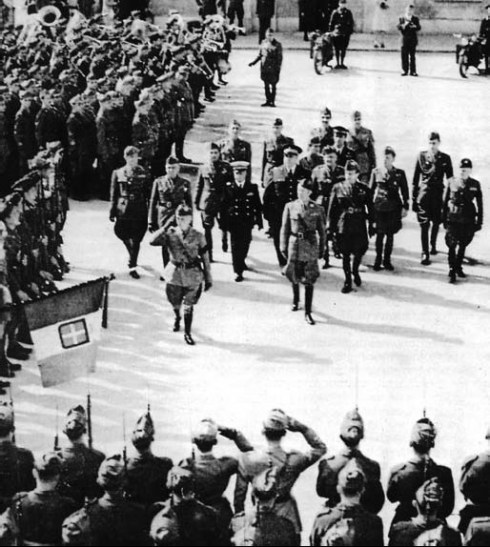8 settembre 1943. King's Italy