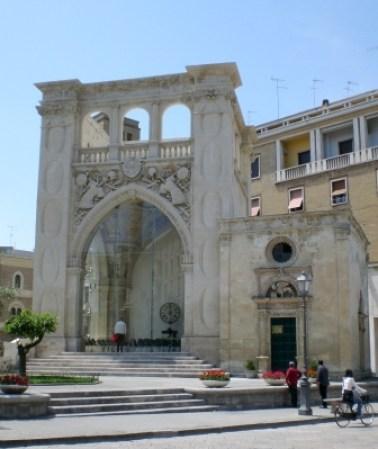 piazza santoronzo lecce storia damore - photo#44