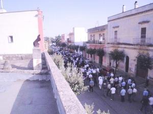 Scene da un funerale