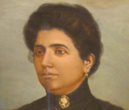 Ritratto di Vincenzina Caretti