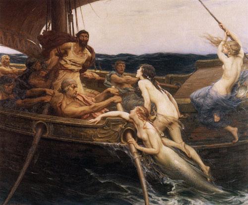Ulisse e le Sirene di Herbert James