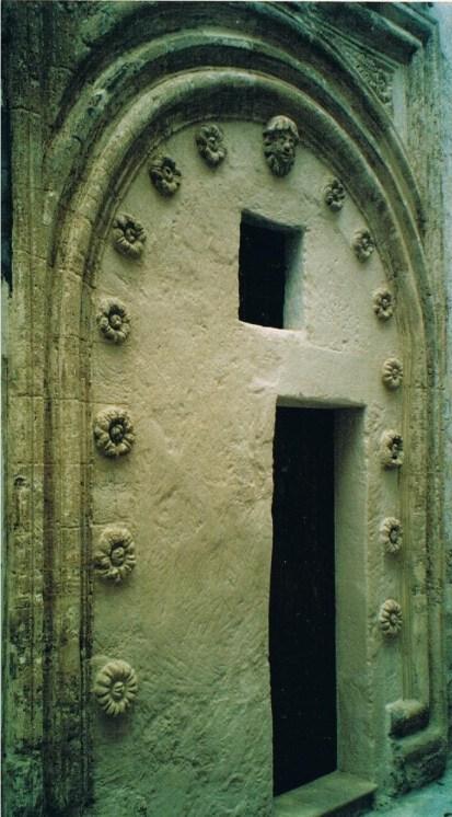 Manduria, portale del ghetto