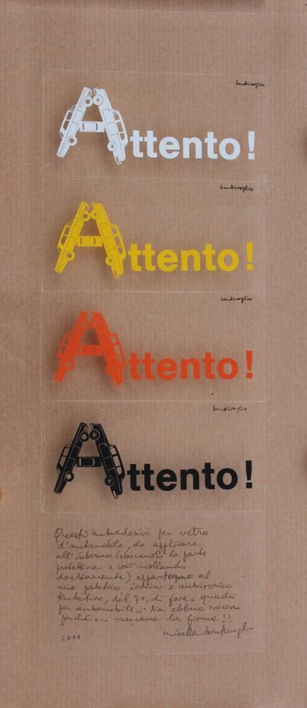 Mirella Bentivoglio, Attento
