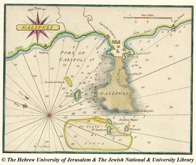 William Heather, 1810