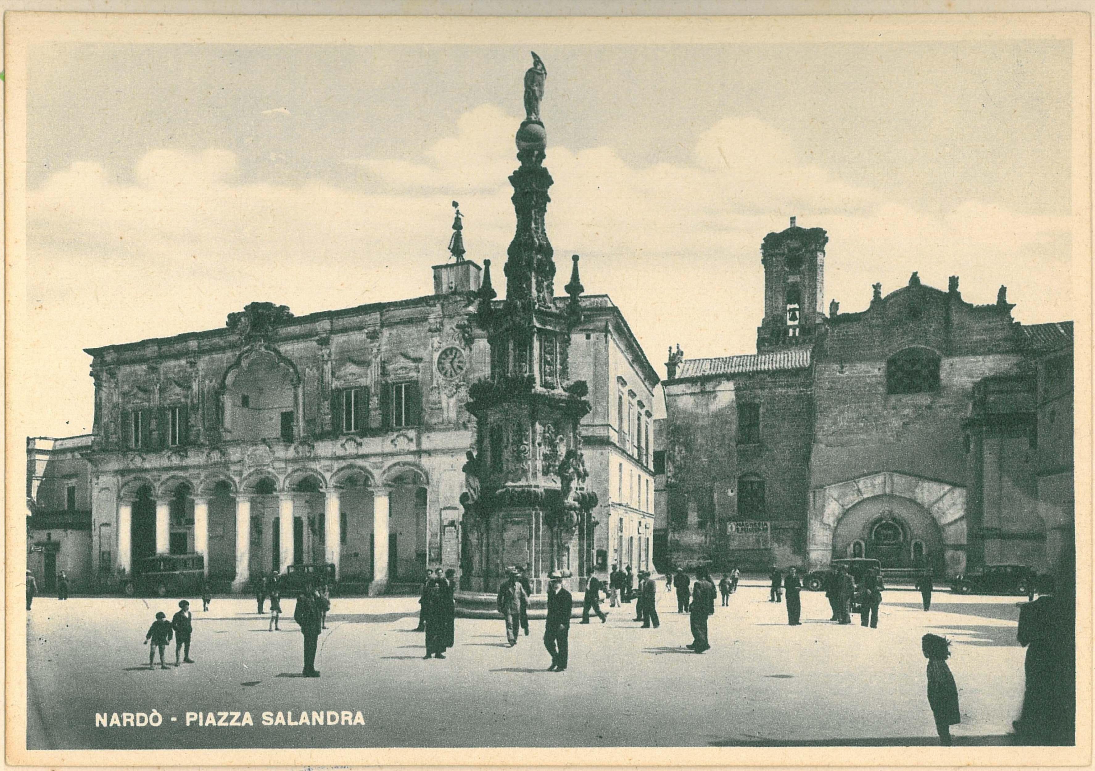 L'amara estate del 1900 a Nardò e nel Salento