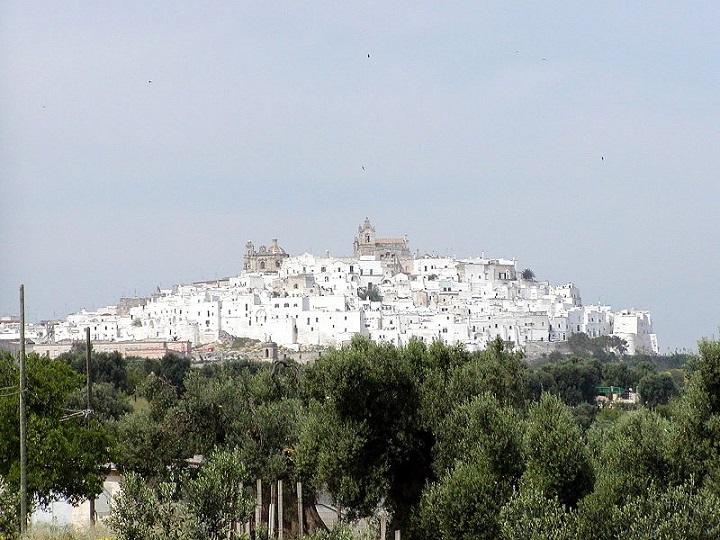 immagine tratta da http://it.wikipedia.org/wiki/File:Ostuni_in_Puglia.jpg