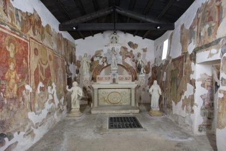 nociglia Chiesa di santa Maria de Itri