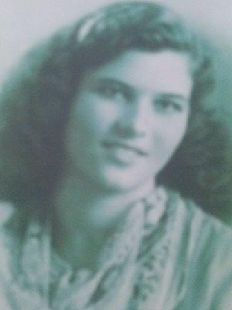 Un volto marittimese: Anita, detta Nnita