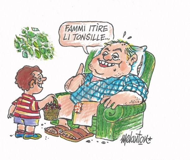 Vignetta Melanton