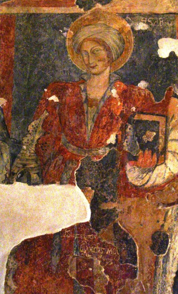 Il mito di Santa Cesarea in un canto popolare adattato a cantastorie
