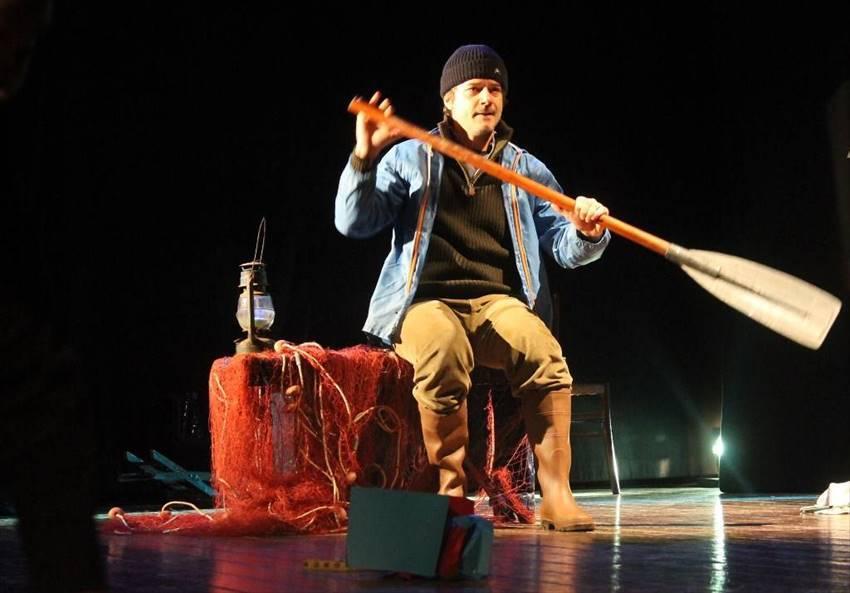 Teatro| Il Sindaco Pescatore