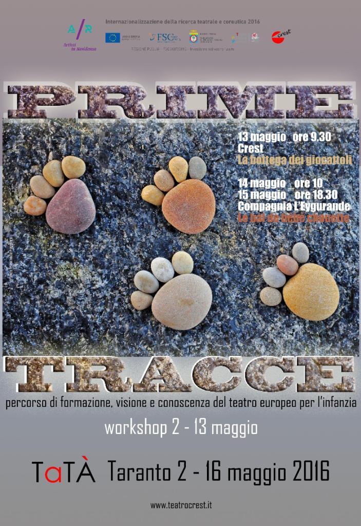 Prime tracce_locandina